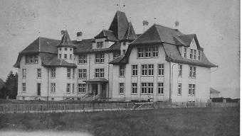 Bezirkschule Bezirksschulhaus Grenchen 1867