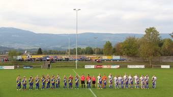 Cup-Spiel zwischen SC Derendingen und dem  FC Zürich.