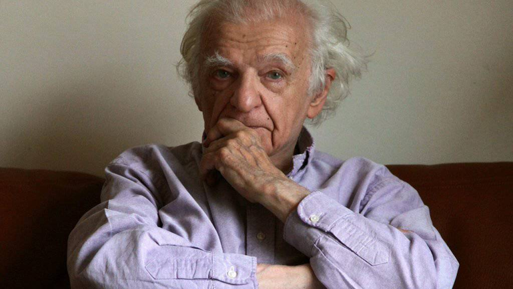 Der französische Dichter Yves Bonnefoy ist am Freitag gestorben. (Archiv)