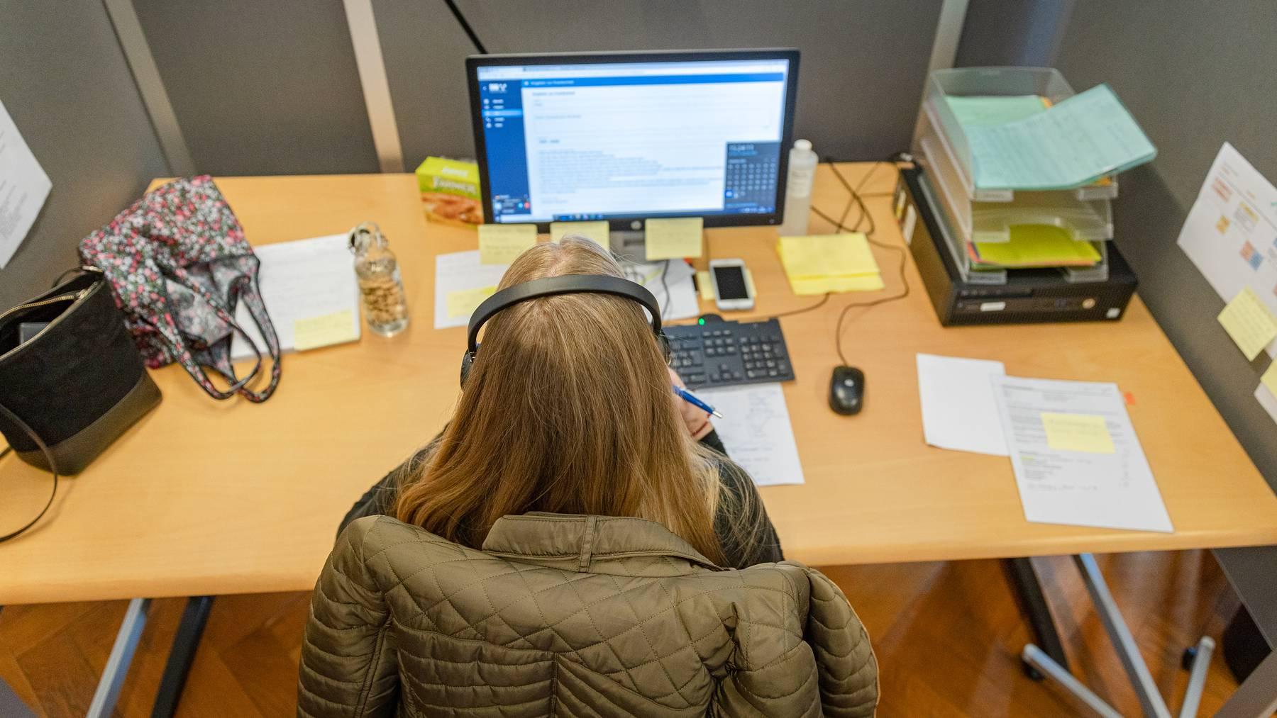 Das Contact Tracing Aargau streicht Stellen