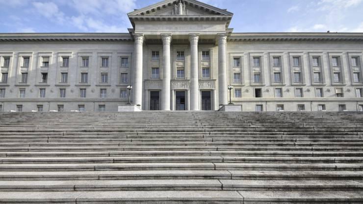 Gegen den Entscheid des Appellationsgericht Basel erhob der Angeklagte Beschwerde am Bundesgericht. Dieses bestätigte den Entscheid vollumfänglich. (Symbolbild)