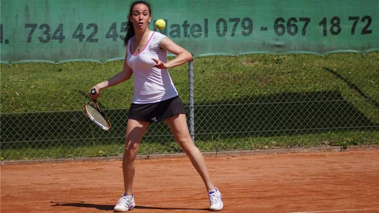 Isabella Bellotti ersetzte Teamleaderin Raluca Ciulei stark.