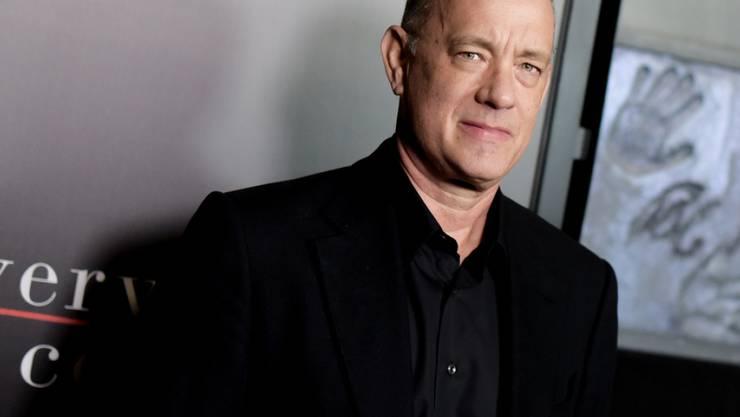US-Amerikaner Tom Hanks hat an Deutschland einen Narren gefressen. (Archivbild)