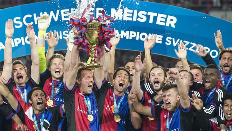 Duell der Meister: FC Basel gegen PSV Eindhoven.