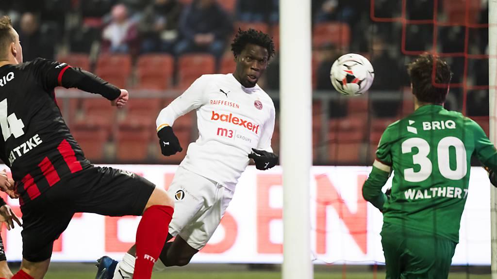 Koné mit schnellstem Auswärtstor der Super League