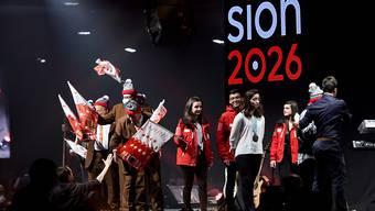 Die mögliche Kandidatur für Sion 2026 erhält weitere Konkurrenz