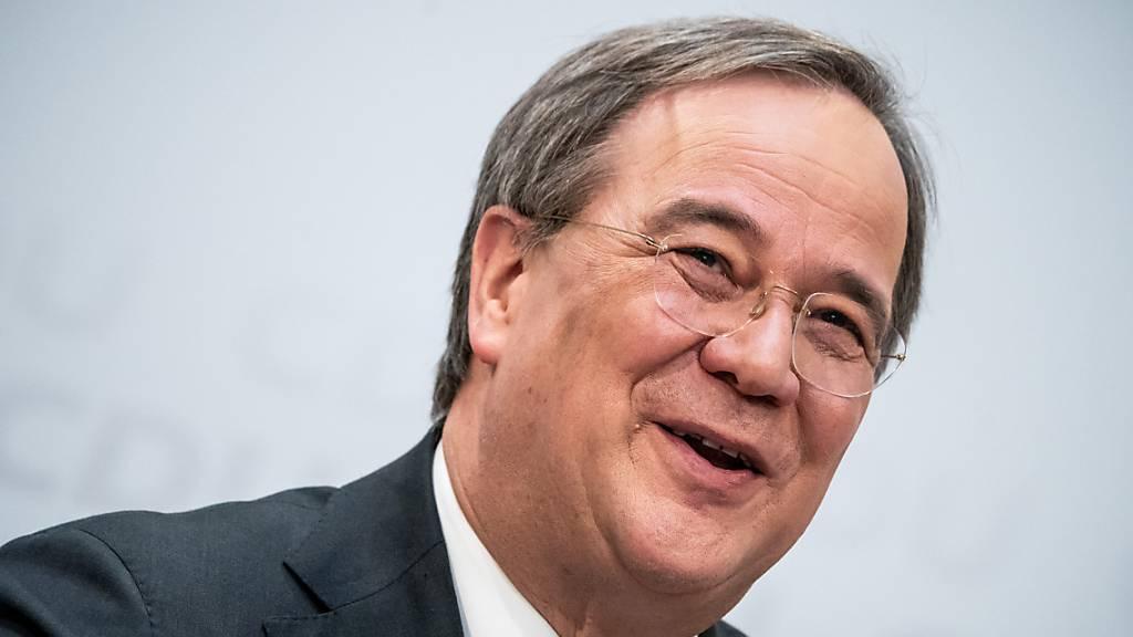CDU-Bundesvorstand für Laschet als Kanzlerkandidaten