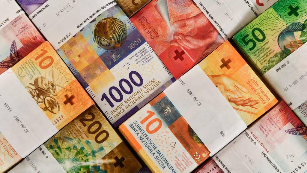 Graubünden rechnet mit 800 Millionen Franken Steuern