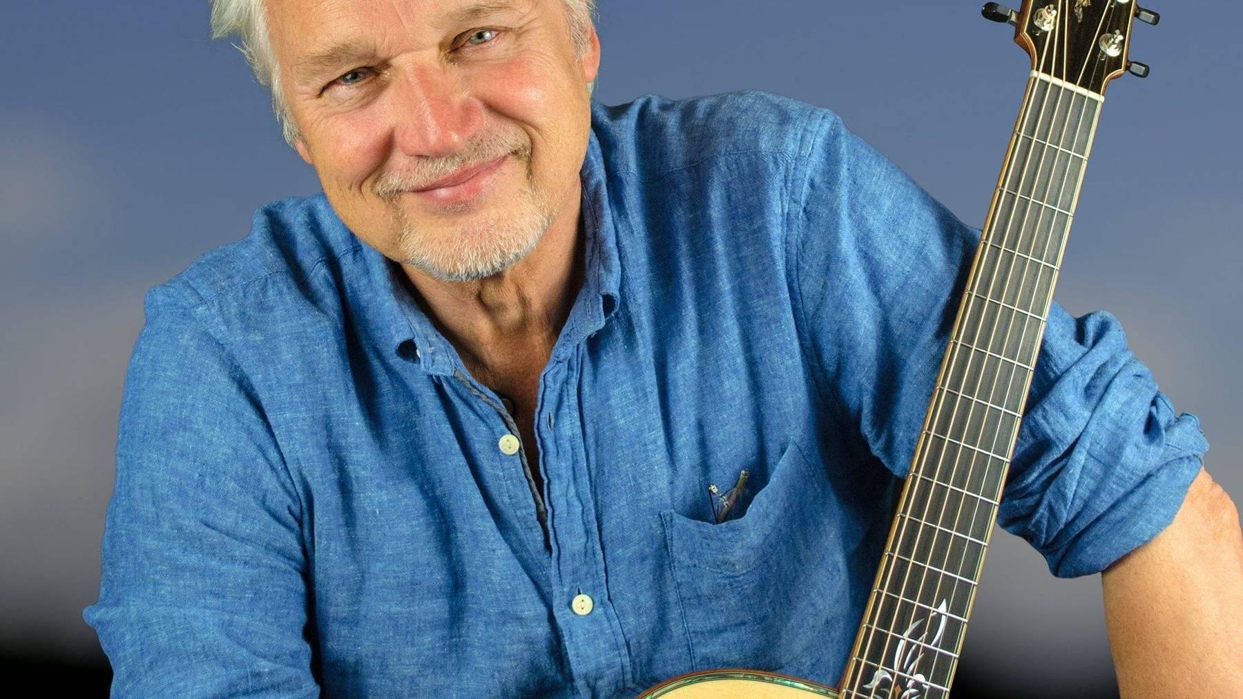 David Knopfler (Ex-Dire-Straits) in Zug