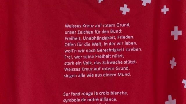 """""""Weisses Kreuz auf rotem Grund"""""""