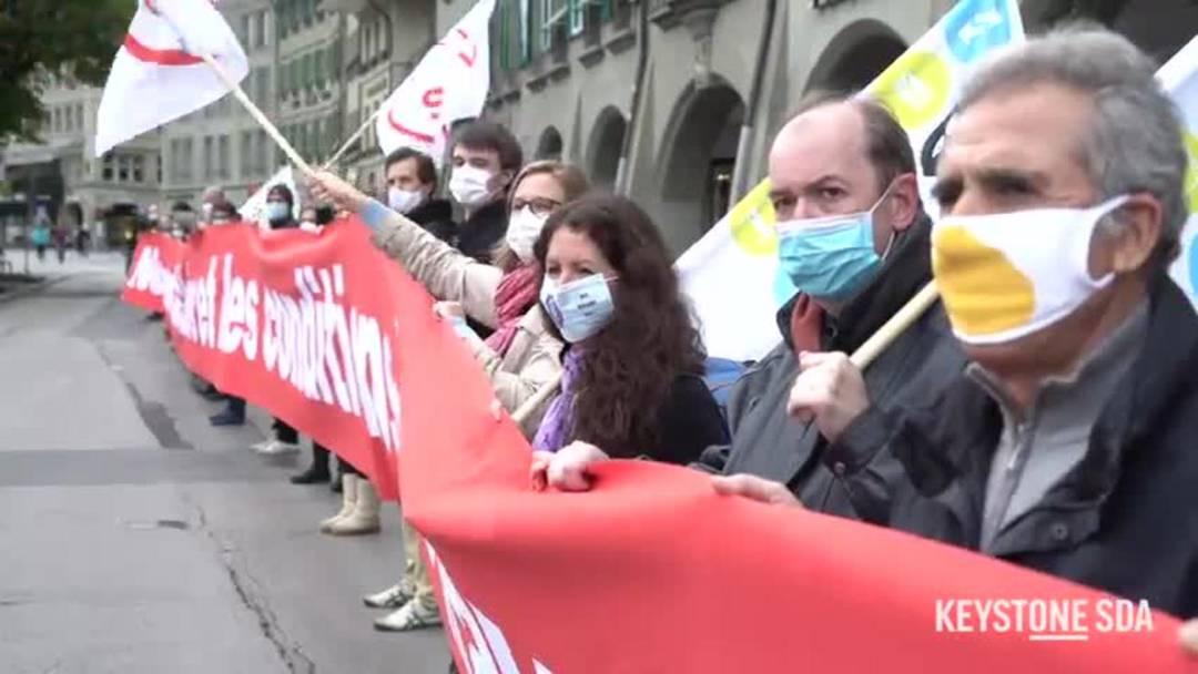 """Vania Alleva: """"Nein zur Begrenzungsinitiative ist Ja zum Lohnschutz"""""""