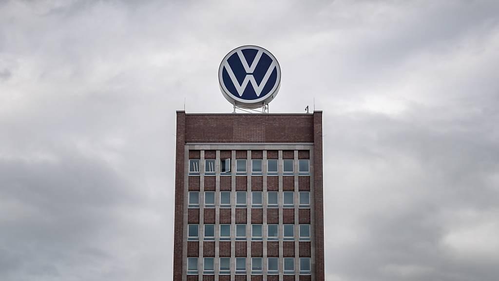VW rüstet sich gegen Coronakrise. (Archivbild)