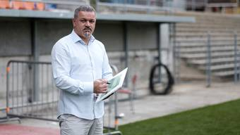 Sahin ist Co-Trainer beim FC Aarau. Er stammt aus der Tuerkei und war lange Zeit Spieler in der Schweizer Fussball Liga.