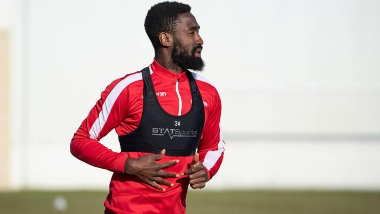 Trainiert derzeit beim FC Sion: Johan Djourou.