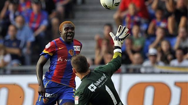 Fwayo Tembo wechselt zu seinem Ex-Verein zurück.