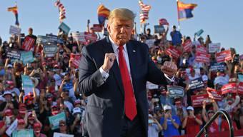Donald Trumps Geheimnis sei seine unbändige Energie, sagt Elisabeth Bronfen: «Für Millionen Amerikaner ist die Fantasie viel wichtiger als die Demokratie.»