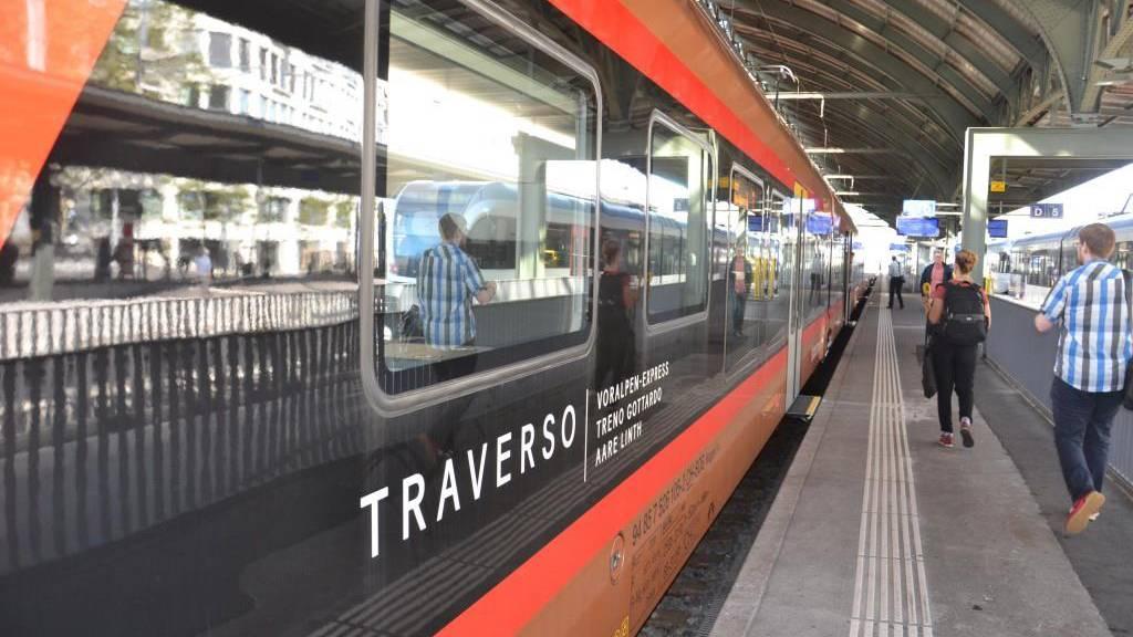 Voralpen-Express bekommt neue Klimaanlage