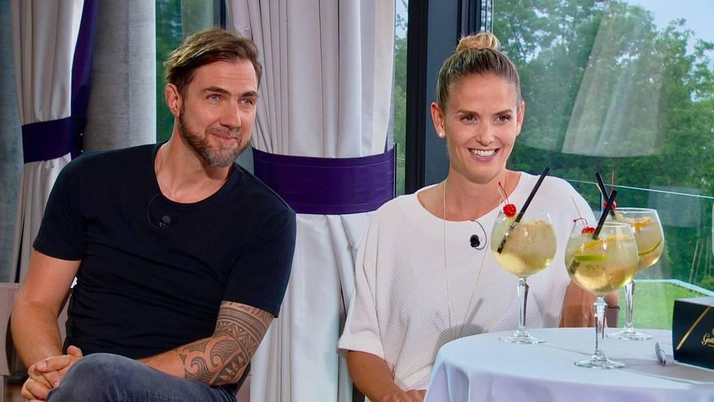Comedypaar Michèle und Manu Burkart