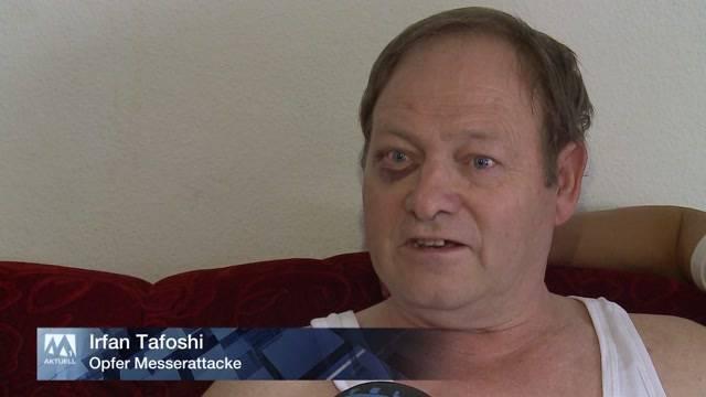 Opfer von Oltener Messerattacke spricht