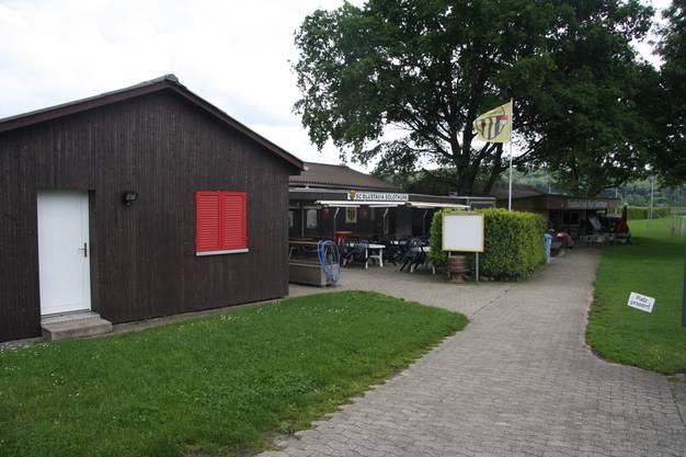 Auch die Clubhäuser des SC Blustavia und des FC Post sind nicht direkt tangiert