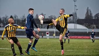 Die Old Boys gewinnen ein umkämpftes Spiel gegen den Nachwuchs des FCZ.