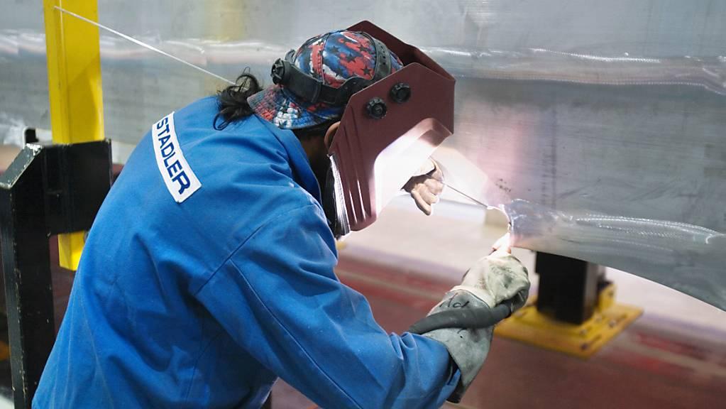 In den Thurgauer Industrieunternehmen bleibt die Situation schwierig. (Symbolbild)