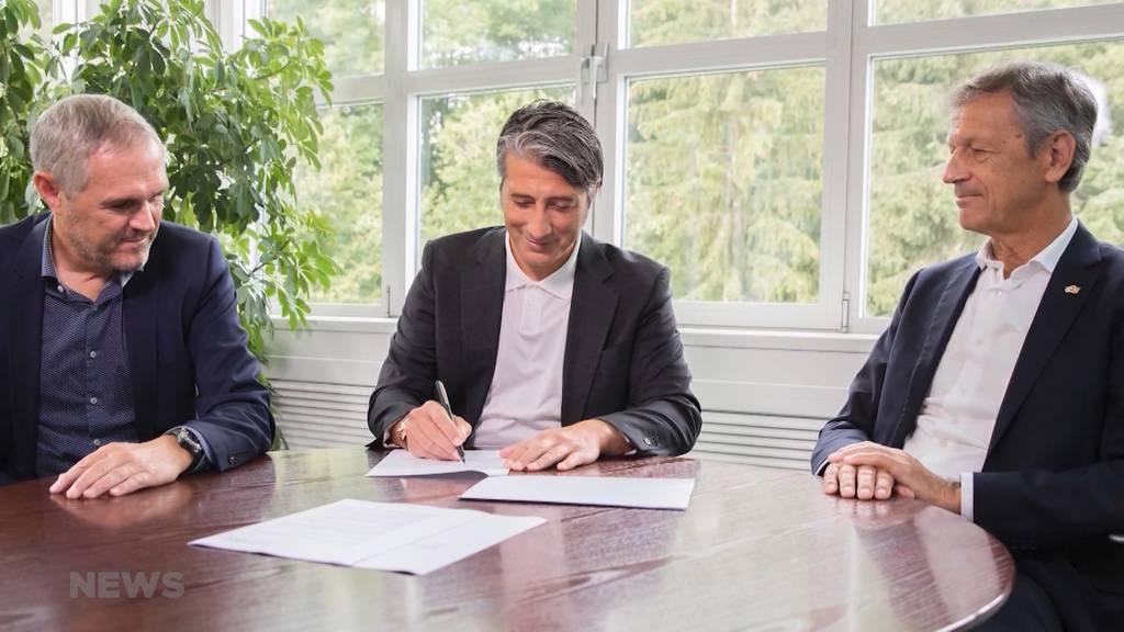 Murat Yakin wird der neue Nationalcoach im Schweizer Fussball