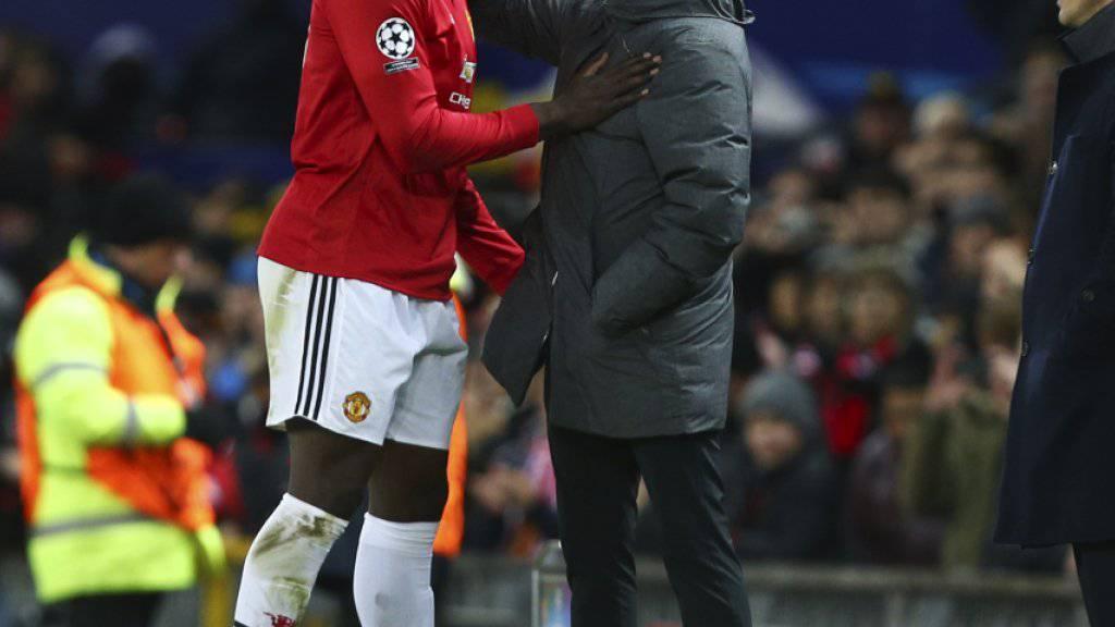 José Mourinho bleibt mit Manchester daheim eine Macht