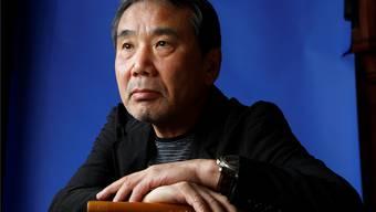 Der Japaner Haruki Murakami ist einer der weltweit meistgelesenen Autoren.