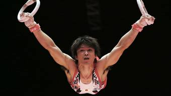 Seit 2008 ist Uchimura im Mehrkampf an Titelkämpfen ungeschlagen.