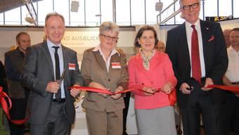 Eröffnung der Eigenheim Messe in Solothurn