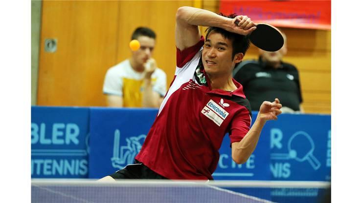 Tischtennis: NLA-Playofffinal: Rio-Star Muttenz – Lugano