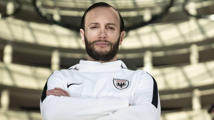 «Gashi in the building»: Der Rückkehrer über vier Jahre in den USA und warum er den FC Aarau gewählt hat