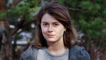 Samantha Zaugg ist Journalistin, Fotografin, Filmemacherin, 26