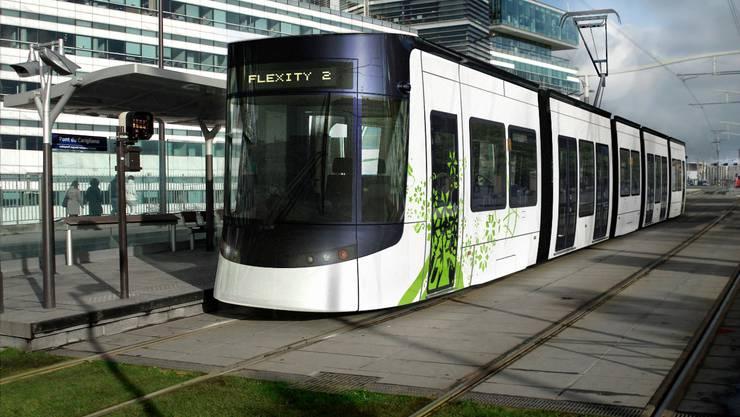 Das Flexity-Tram fährt nun definitiv in Basel