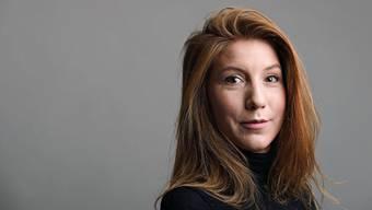 Die schwedische Journalistin Kim Wall