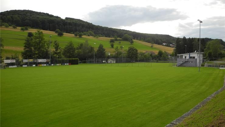 Der Zeininger Fussballplatz kann vorerst nicht saniert werden. Das Geschäft wurde an der Gemeindeversammlung zurückgewiesen.mf