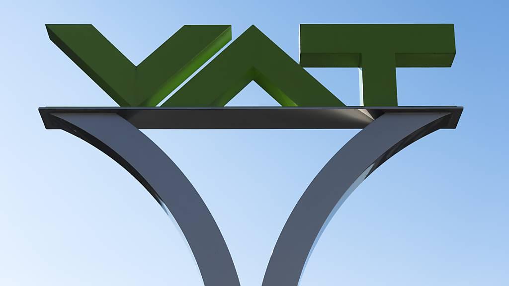 VAT hat im vergangenen Jahr deutlich zugelegt und ist beim Betriebsergebnis profitabler geworden. (Archiv)