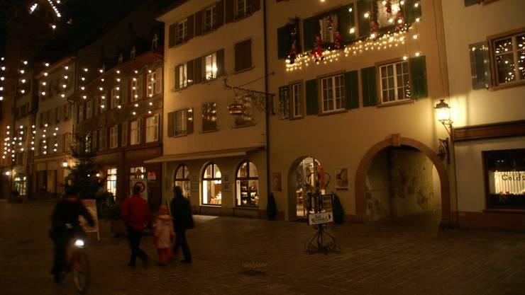 Das Nachtleben in der Altstadt ist ruhiger geworden.  az archiv