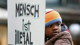 """""""Kein Mensch ist illegal"""": Sans-Papiers sollen Lehre machen können"""