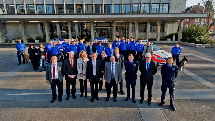 Die Regionalpolizei Wettingen-Limmattal arbeitet dank 24-Stunden-Betrieb erfolgreich.