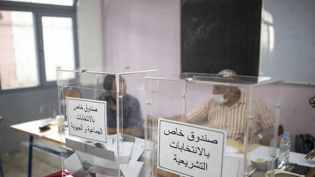 Bei den Parlamentswahlen in Marokko hat die Regierungspartei eine krachende Niederlage erlitten.