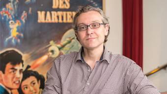 «Für das Fantastische eignet Kino sich am besten»: Sandro Mazzoni (45) im Foyer seines B-Movies.