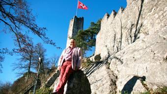 Badener Schloss Stein soll wieder aufgebaut werden