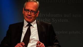 Klar bürgerlich: Der neue NZZ-Chefredaktor Eric Gujer.