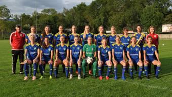 Die Frauen des SC Derendingen Solothurn sind in der kommenden Saison durstig aufs Toreschiessen.