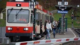 Die Offerte von Stadler Rail werde nun geprüft. Ein Entscheid dazu soll Ende Oktober fallen, hiess es weiter. (Symbolbild)