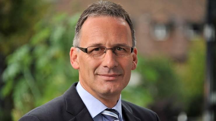 Dieter Forter: Gemeindepräsident Läufelfingen und Mitglied im Referendumskomitee