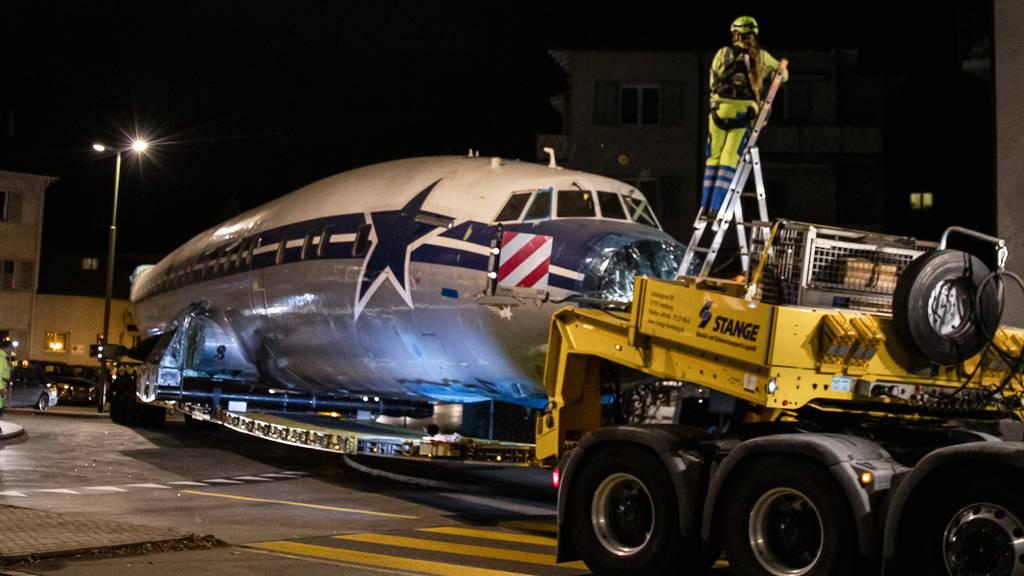 Die «Super Connie» fährt nach Deutschland