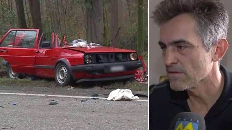 «Er war immer sehr seriös», erzählt Vater René R. am Tag nach dem tödlichen Unfall seines Sohnes